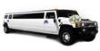 H2 Hummer 18 Passenger Super Stretch Limo In White