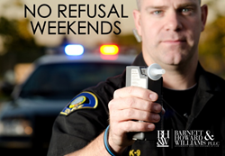 Texas No Refusal for DWI