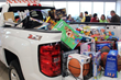 Apple Chevrolet Gets in the Spirit With Toys for Tots