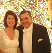 Officer Richard J. Miller, Esq., President of the Metropolitan Opera Guild and Mrs. Miller