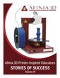 Afinia 3D Releases Vol III in eBook Series
