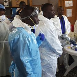 Ebola Treatment Unit closes in Liberia
