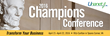 Unanet's April 21 – 22, 2016 Champions Conference Continues to Grow!