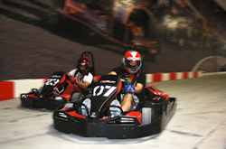 The second Autobahn Indoor Speedway is coming to the Dulles area this December.