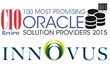 CIOReview Selects Innovus Partners for 100 Most Promising Oracle Solution Providers of Enterprise Performance Management and Business Intelligence Services and Solutions