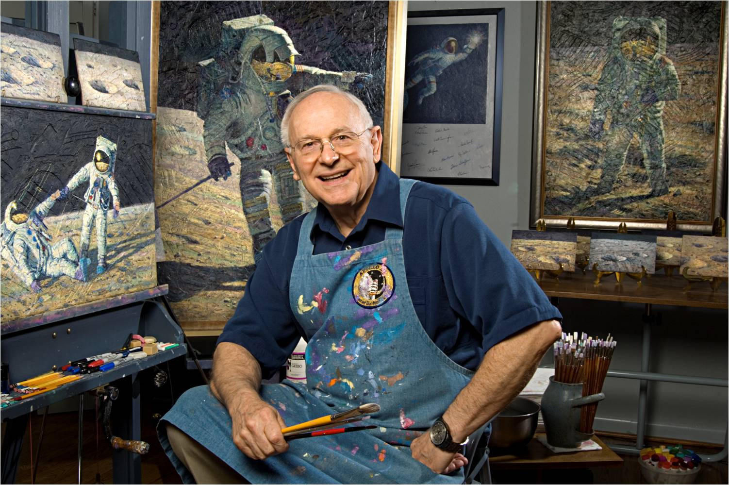 alan bean astronaut - photo #10