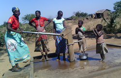 Empowered Women Solve Water Crisis
