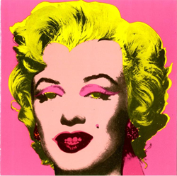 Marilyn [Castelli Invitation] by Andy Warhol available in auction