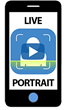 Live Portrait Icon