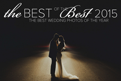 from the 2015 Best of the Best Wedding Photography Collection