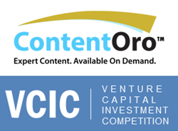 ContentOro Wins VCIC Startup of the Year