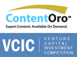 ContentOro Wins Startup Company of the Year 2015 at VCIC Venture Capital Investment Competition