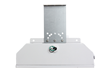 Six Lamp Hazardous Location Fluorescent Light Fixture with Acrylic Lens