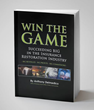 """Win the Game"" book by Anthony Delmedico"