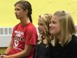 Stage Door Productions Students Attending Workshop