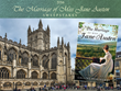 Enter The Marriage of Miss Jane Austen Sweepstakes 2016; Win One of Two Grand Prize Trips to Bath, England