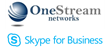 OneStream Networks' SIP Trunking Service Certified Compliant with Microsoft Skype for Business