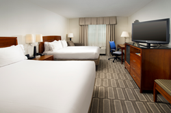 Two Queen Guest Room - Holiday Inn Express Baltimore at the Stadiums