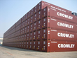 Crowley Rings in the New Year with $25.5 Million Investment in New Containers and Related Equipment