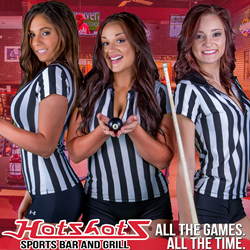 Hotshots Sports Bar & Grill - All The Games. All the Time.