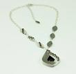 Kim Jakum Golden Globes Allure of Garnets Necklace