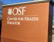 New OSF Center for Health - Streator Facility Dedicated