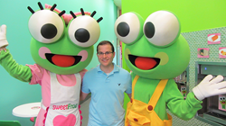 sweetFrog Birthday Celebration To Benefit The American Cancer Society