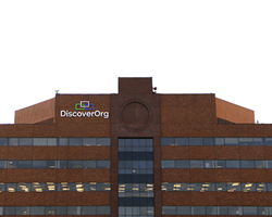 DiscoverOrg Office Building