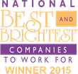 RiseSmart® Named One Of The Nation's Best and Brightest Companies To Work For®
