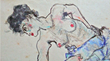 Egon Schiele, Online Art Auction