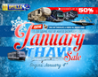 Bretz RV & Marine Launches January Thaw Sale with Incredible Discounts on RVs and Boats