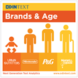 OdinText Uses Text Analytics to Understand Differences between 500 Brands