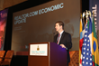 Jonathan Smoke, chief economist for Realtor.com, discussed Miami's strong economy and falling unemployment rate at the 2015 MIAMI Congress