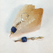 Earrings gifted to Stephanie Drapeau.