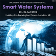 Agenda released for Smart Water Systems 2016