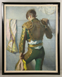 Enrique Segura Iglesias (Spanish, 1906-1994), Spanish matador, oil on canvas, signed