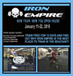Iron Empire open house