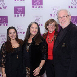 T. Skorman Production Team Members Gabrielle Mourino, Connie Riley, Terry Creighton and Paul Creighton