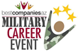 Register Now for BestCompaniesAZ's Annual 2016 Military Career Event with the PGA TOUR, Waste Management Phoenix Open, Birdies for the Brave(R) and Career Connectors