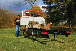 Timbery M285 Portable Sawmill starting at $7,295