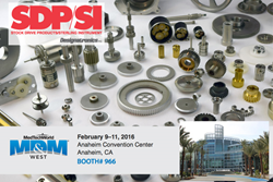 SDP/SI to exhibit at MD&M 2016