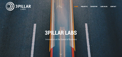 3Pillar Labs Website
