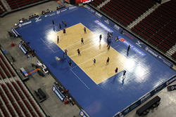 Sport Court is the Official Court for USA Volleyball NORCECA