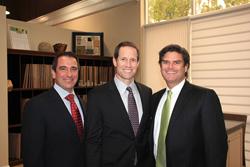 Warmington Residential's executive team.