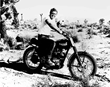 Steve McQueen Honored as Father of the Motorcycle Lifestyle as He is Added to British Customs' Legends Series