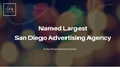 Geary LSF Named 2nd Largest Advertising Agency in San Diego County