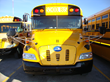 The fleet of propane autogas school buses will reduce nitrogen oxide emissions by over 13,600 pounds and particulate matter by about 350 pounds each year compared with the diesel buses they replaced.