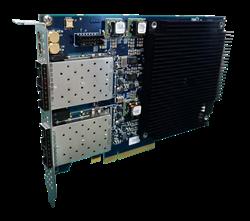 ANIC-40Ku Quad Port 10G Ultrascale Based PCIe Flow Processor