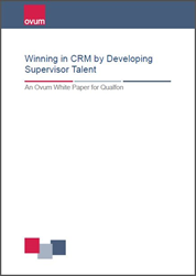 Ovum Case Study: Winning at Customer Relationship Management