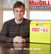 MacGill School Nurse Supply Company Launches Custom First Aid Kit for Families